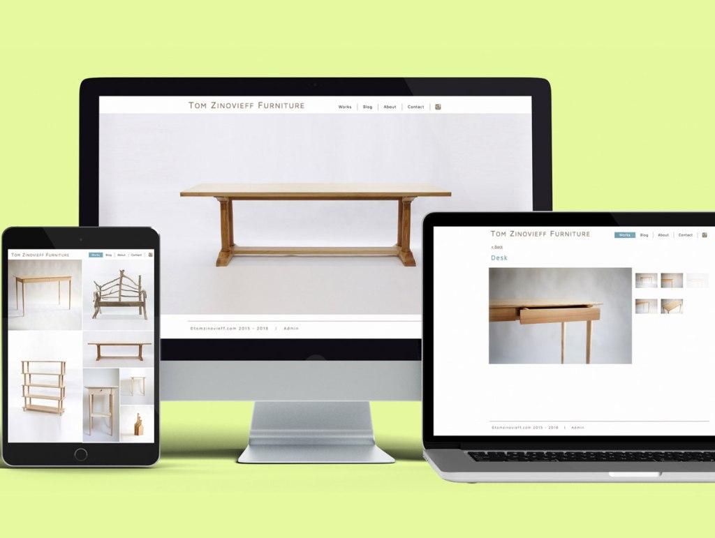 Tom Zinovieff Website designed by Hamish Payne